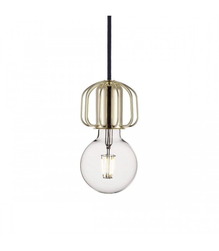 Lampa Buckle Head - czarna