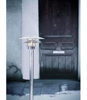 Lampa ze sklejki