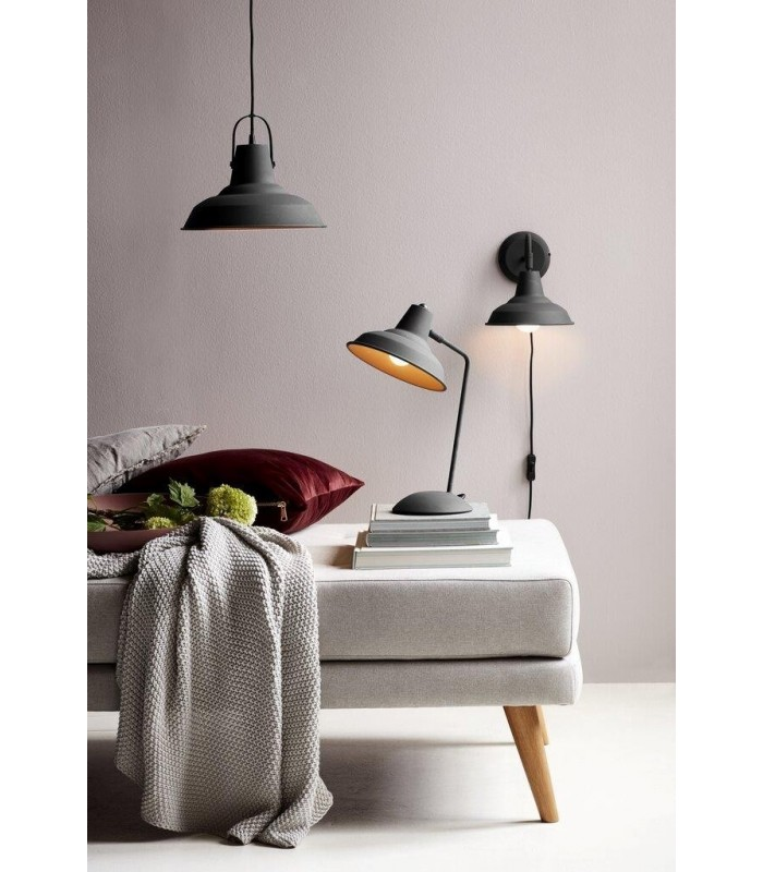 Lampa Ball - cielisty mat