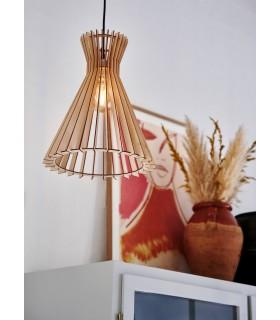 Lampa stołowa CLUB - czarna - House Doctor