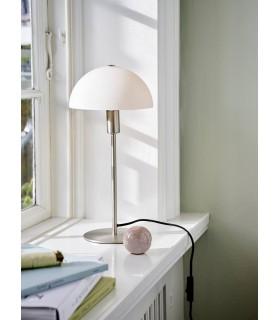 Klasyczna lampa stołowa Eclipse