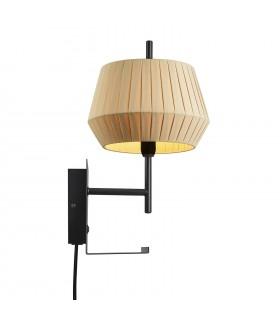 Lampa wisząca w stylu skandynawskim Pernille - czarna