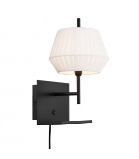 Lampa betonowa wisząca w skandynawskim stylu Cast Frandsen