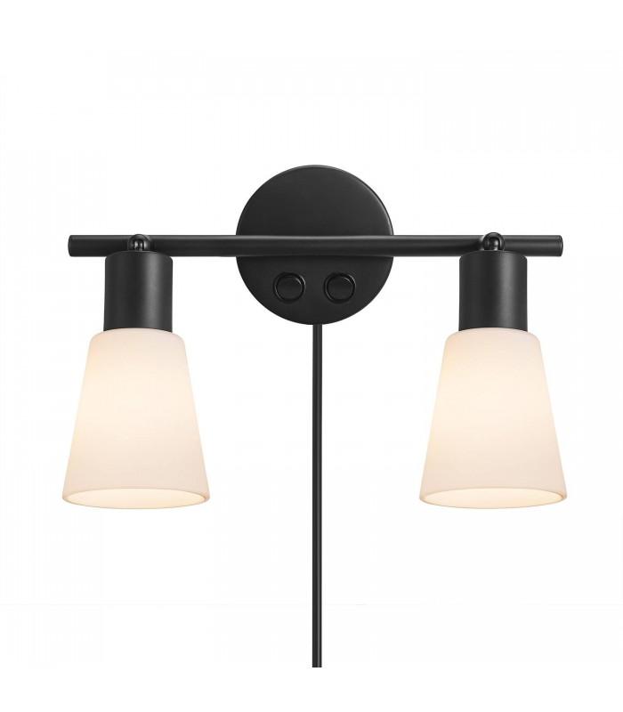 Czarna lampa nad stół - Nordlux Anniversary