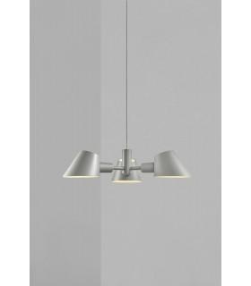 Lampa wisząca Leonard Menu - biała