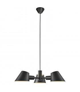Lampa wisząca Franklin Menu - stal