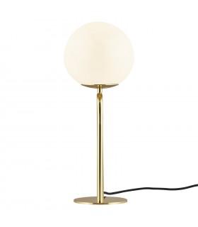 Lampa ścienna Warren Menu - stalowa