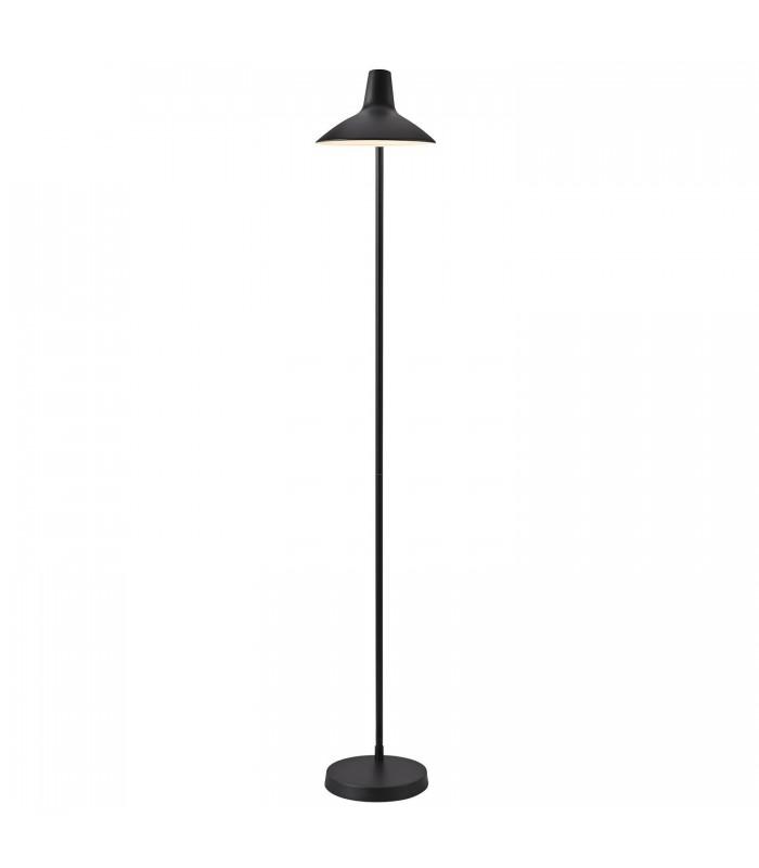 Czarna ażurowa lampa wisząca Aver 40