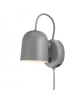 Skandynawska lampa wisząca Dee - czarna