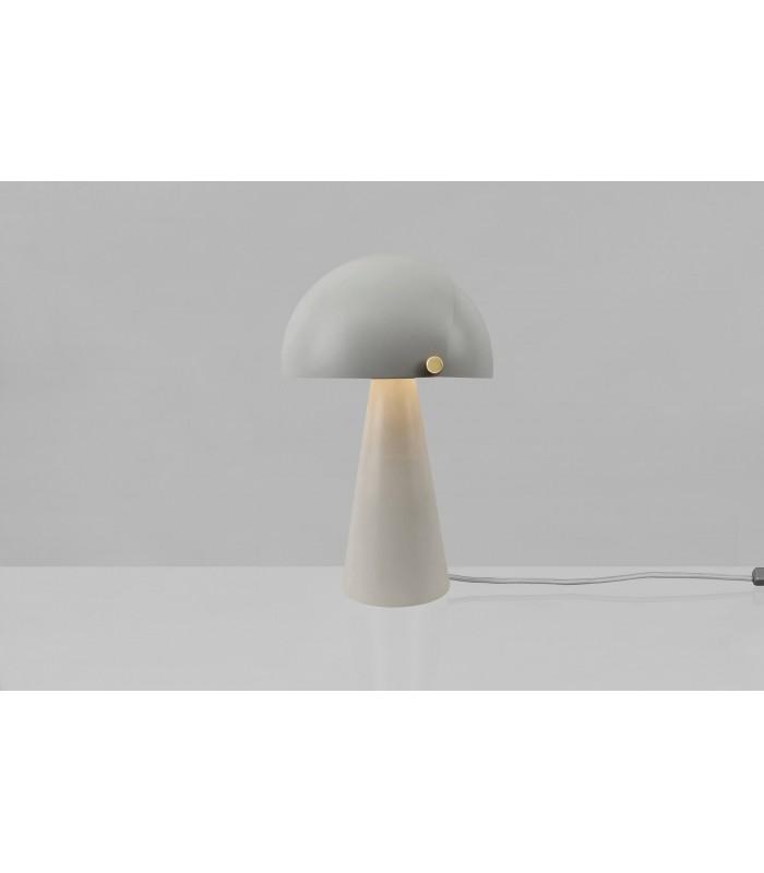 Skandynawska lampa  Grace 25 - szara