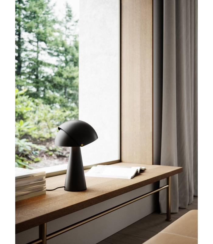 Skandynawska lampa wisząca Grace 32 - czarna