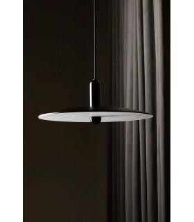 Biała lampa ścienna Conic - Nord
