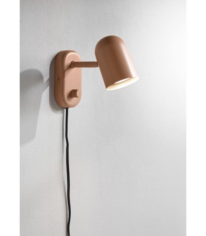 Drewniana lampa wisząca Chino 40 Nordlux
