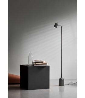 Czarna lampa wisząca Benjamin