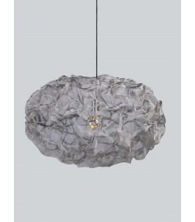 Biurkowa lampa Bloomingville – złota