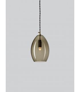 Lampa Bristol - drewno