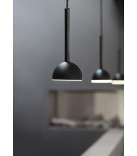 Lampa wisząca Freja Frandsen - czarny mat