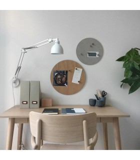 Klasyczna lampa wisząca Core - czarna