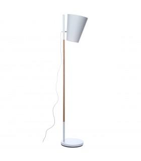 Klasyczna lampa wisząca Core - biała