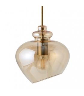 Szklana lampa wisząca Float 18 DFTP