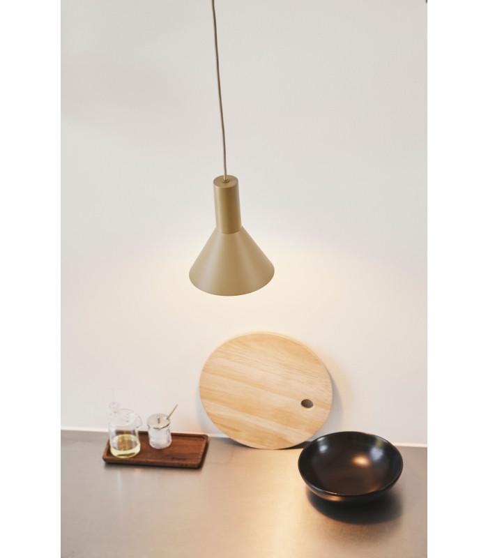 Lampa sufitowa LED do łazienki
