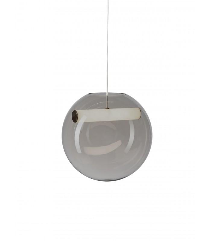 Szklana lampa Turid 8