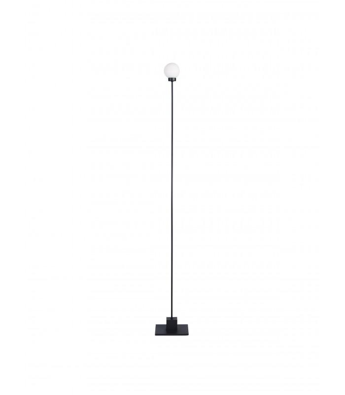 Antracytowa lampa wisząca POP