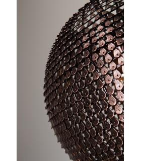 Lampa wisząca Frandsen Ball - dark bordeaux