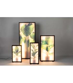 Szklana lampa &tradition SR1 - przezroczysty przewód