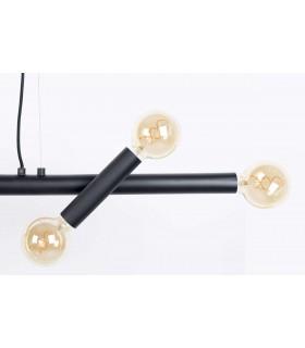 Skandynawska lampa biurkowa PEN Frandsen - szara