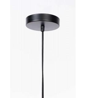 Aluminiowa lampa wisząca Aluvia medium - antracytowa
