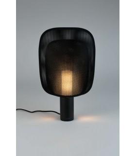 Aluminiowa lampa wisząca Aluvia mini - żółta