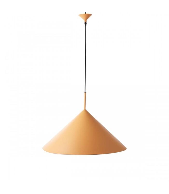 Szklana lampa wisząca w stylu skandynawskim - Frandsen Grace