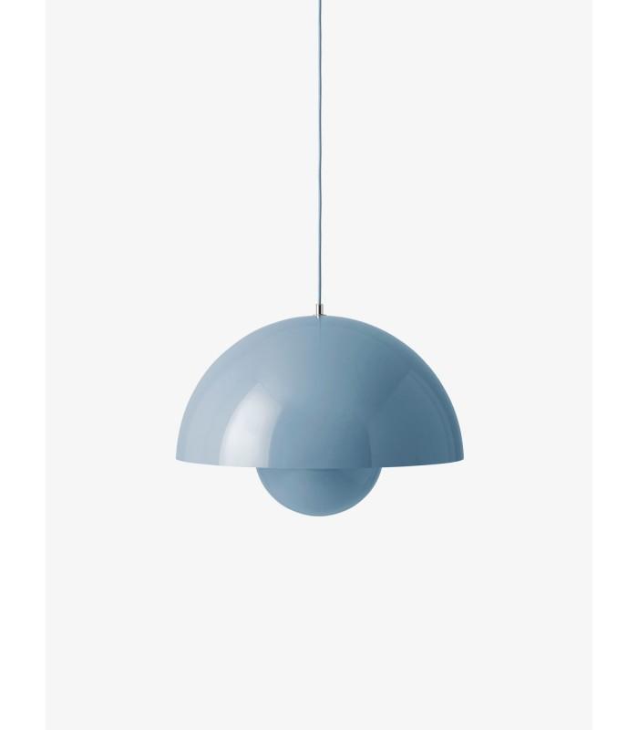 Metalowa lampa wisząca Ergo Frandsen Design - biała