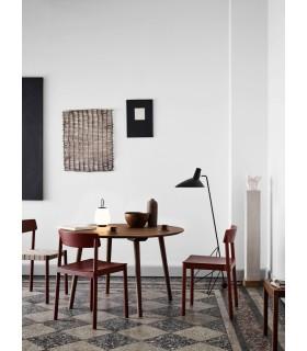 Lampa podłogowa Trigon Frandsen Lighting matowa czarna